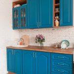 реставрация кухонного гарнитура идеи дизайна