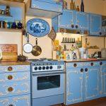 реставрация кухонного гарнитура идеи интерьер