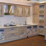 реставрация кухонного гарнитура оформление