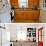 реставрация кухонного гарнитура фото оформление