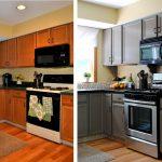 реставрация кухонного гарнитура фото оформления