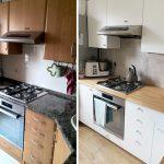 реставрация кухонного гарнитура варианты