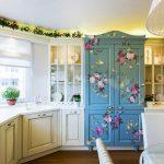 реставрация кухонного гарнитура фото вариантов