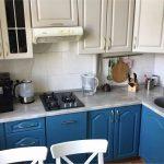 реставрация кухонного гарнитура идеи вариантов