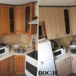 реставрация кухонного гарнитура виды фото