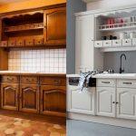 реставрация кухонного гарнитура фото видов
