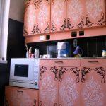 реставрация кухонного гарнитура виды оформления
