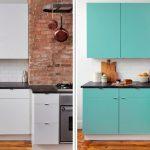 реставрация кухонного гарнитура дизайн