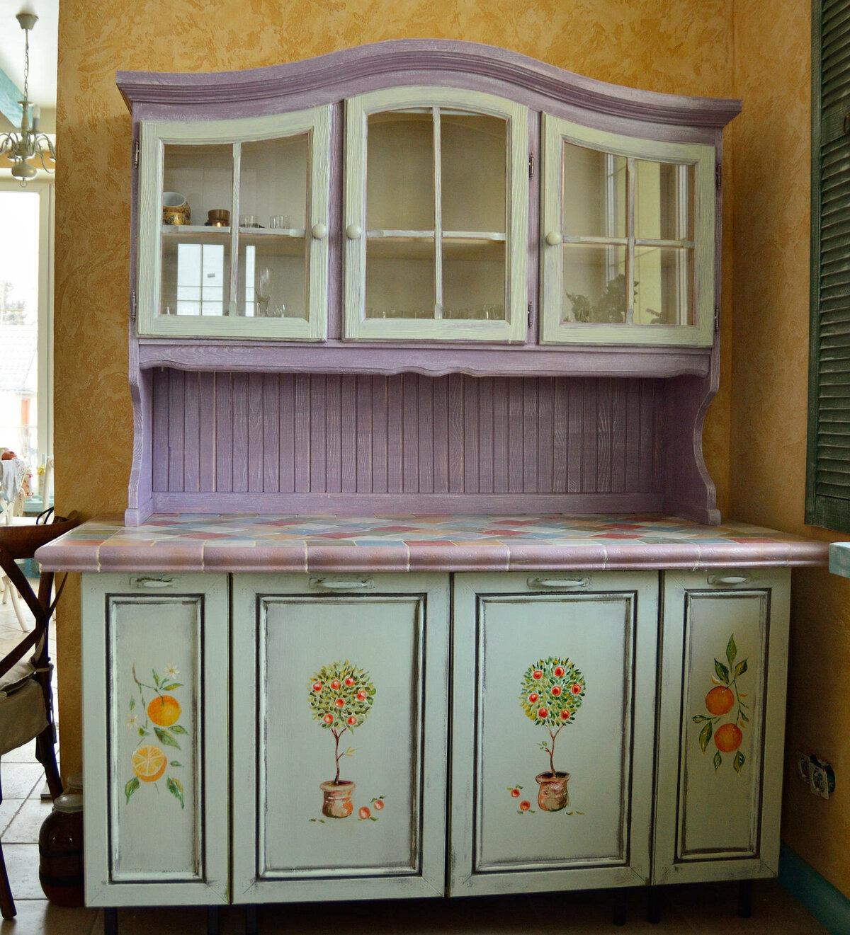 реставрация кухонной мебели своими руками картинки помощью