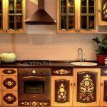 реставрация кухонного гарнитура идеи дизайн
