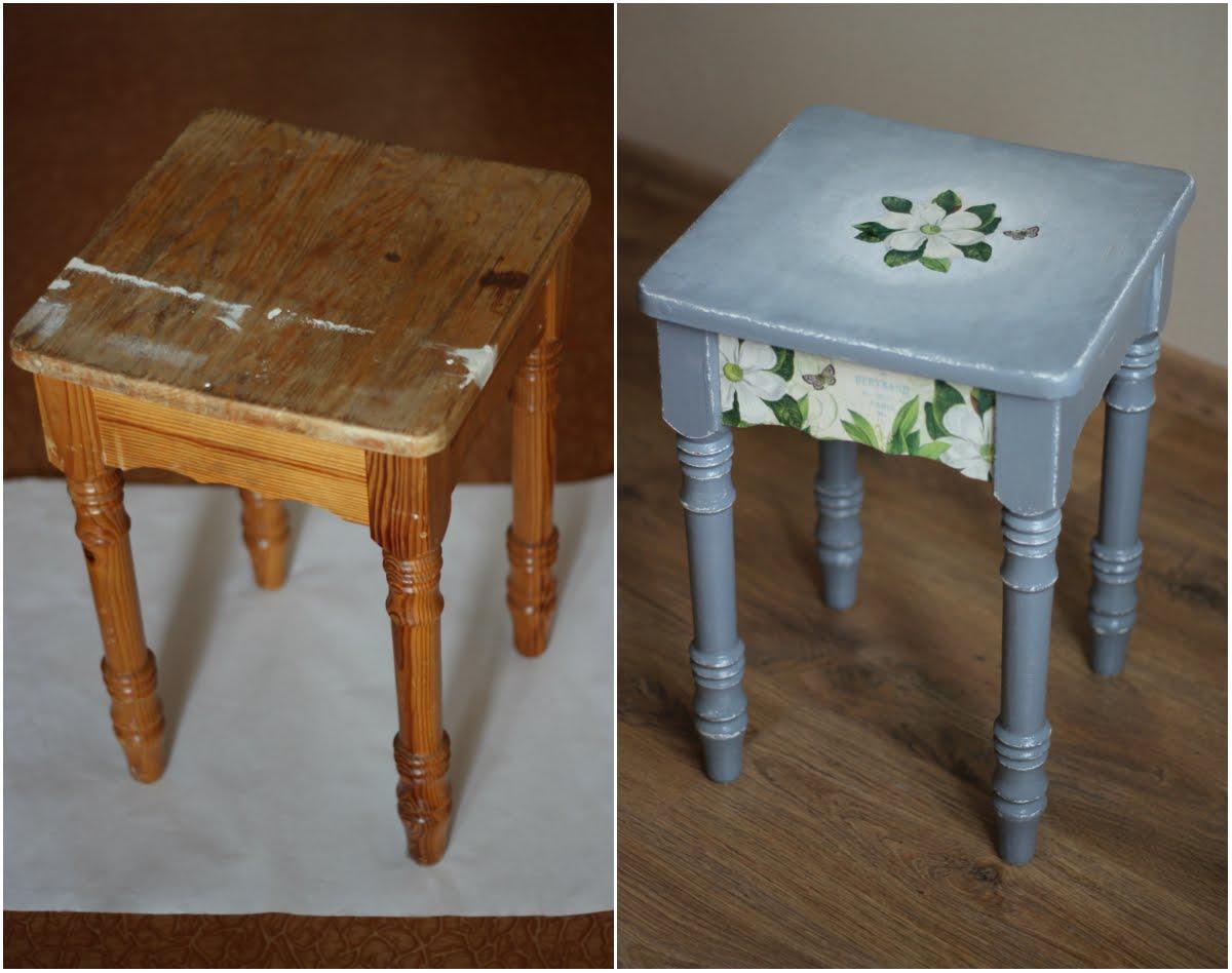Декорировать мебель