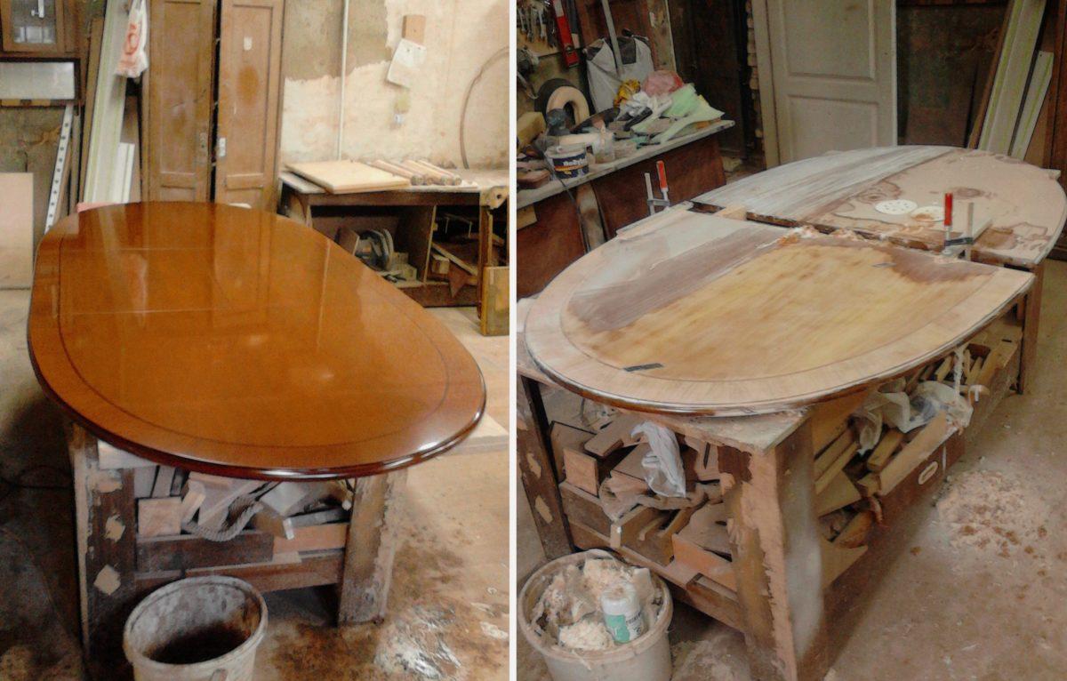 Старую мебель