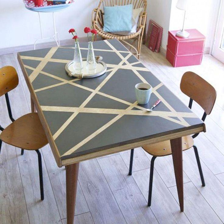 онлайн идеи покраски стола фото что