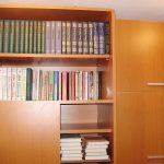 ш книжныйкаф из фанеры