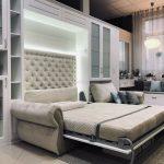 шкаф кровать трансформер идеи оформления