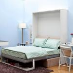 шкаф кровать трансформер интерьер фото