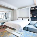 шкаф кровать трансформер фото интерьера