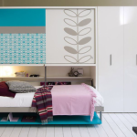 шкаф кровать трансформер идеи интерьер