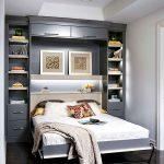 шкаф кровать трансформер виды декора
