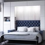 шкаф кровать трансформер идеи дизайна