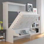 шкаф-кровать с рабочей зоной