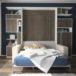 универсальный шкаф трансформер с кроватью