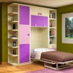шкаф кровать для детской комнаты