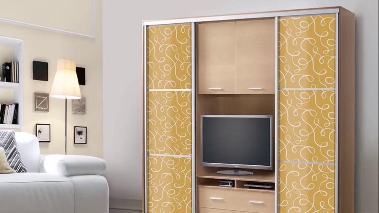 шкаф купе с телевизором фото дизайн