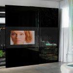 шкаф купе с телевизором обзор