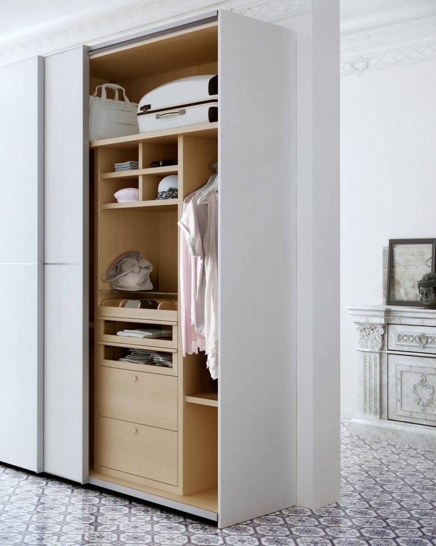 системы дверей шкафа-купе