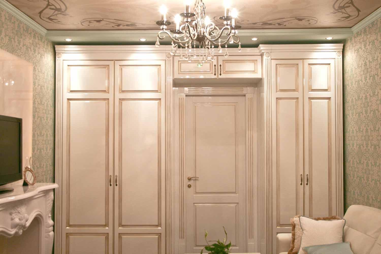 шкаф вокруг дверного проёма идеи дизайн