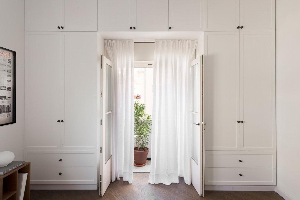 шкаф вокруг дверного проёма идеи