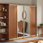 шкаф-купе деревянный