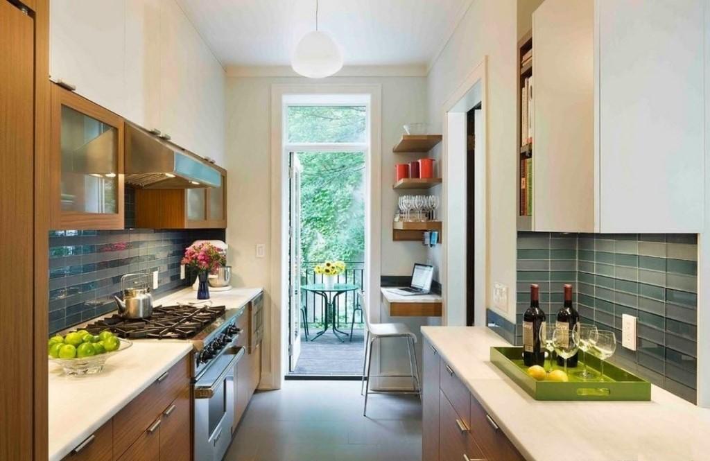 шкафы на кухне