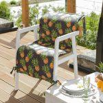 сидушки на стулья дизайн