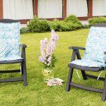 сидушки на стулья идеи фото