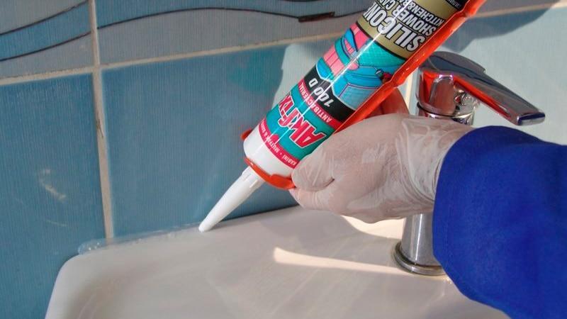силиконовый герметик