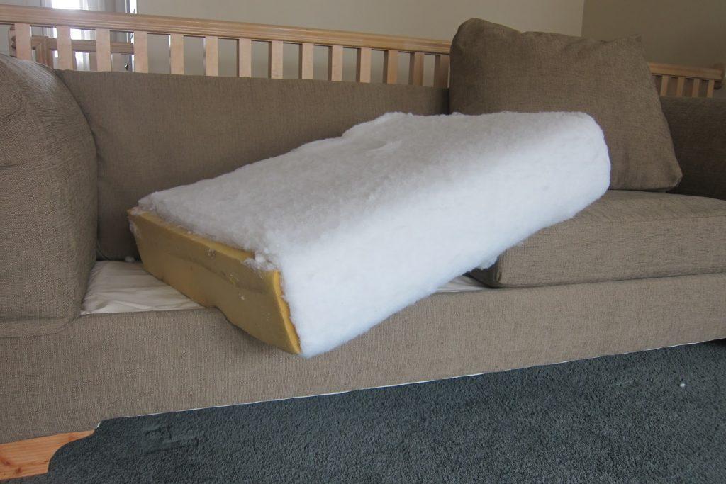 синтетический наполнитель для диванов