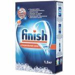 соль для посудомоечной машины finish