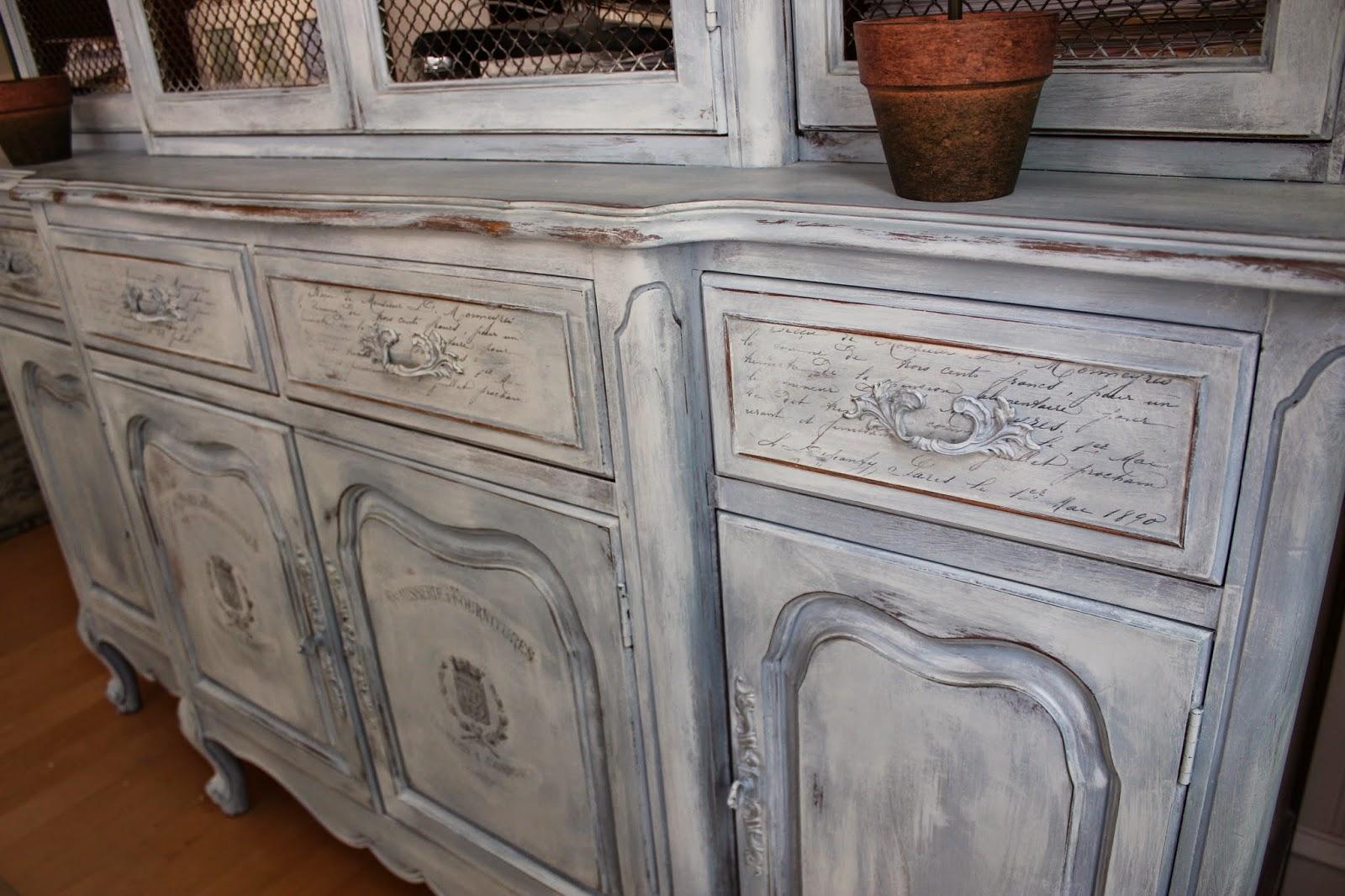 старение мебели