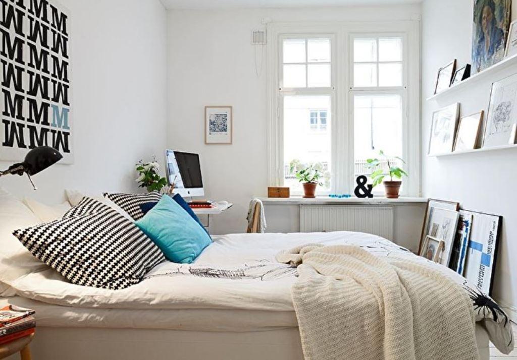 спальня 12 кв м фото