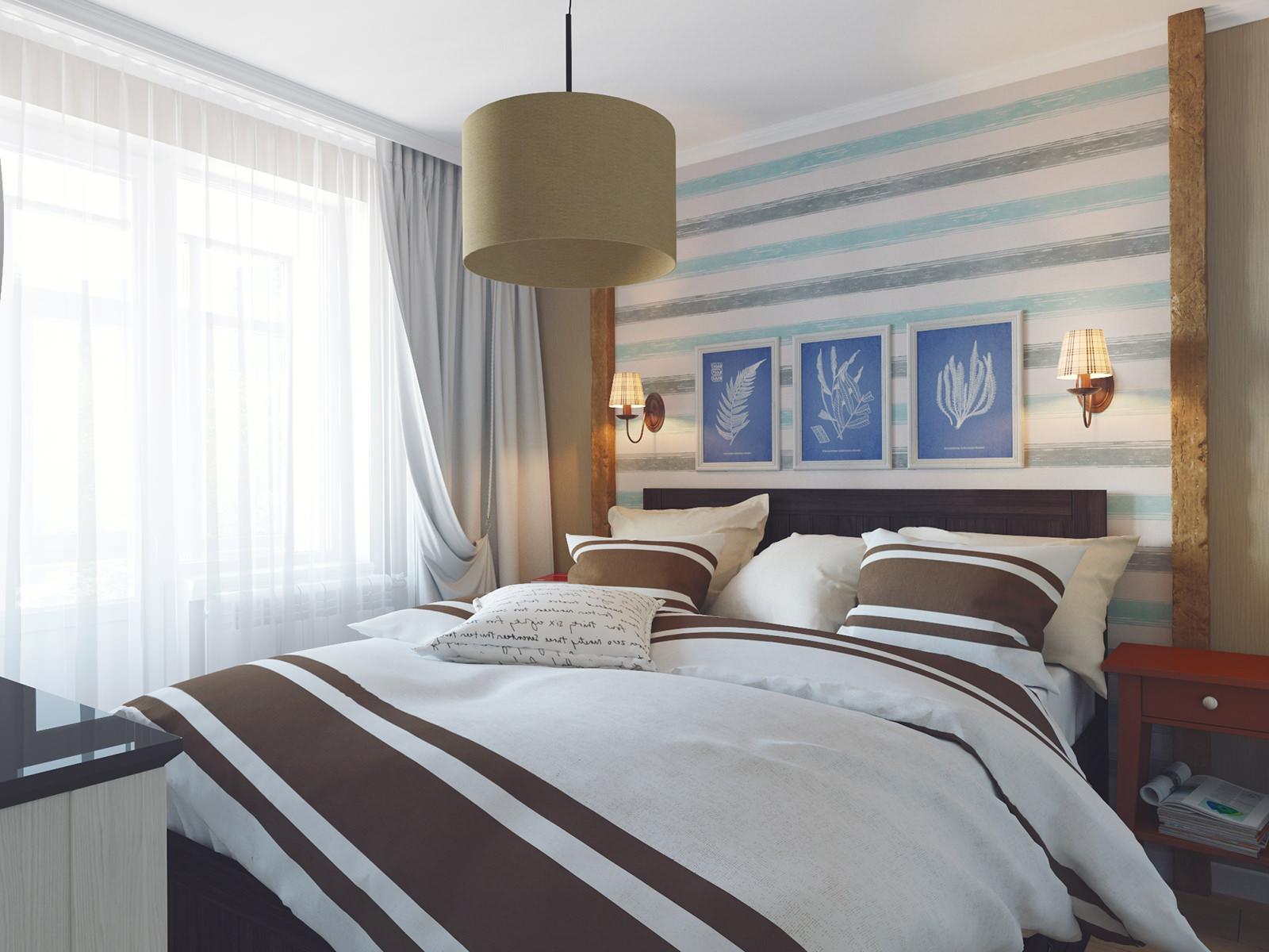 спальня 12 кв м оформление