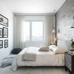 спальня 12 кв м скандинавская
