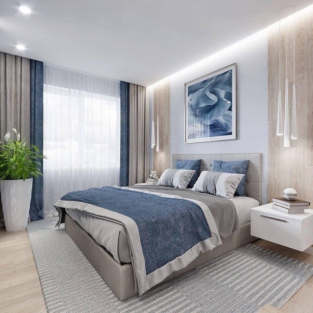 спальня 12 кв метров