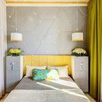 спальня 12 квадратных метров фото оформление