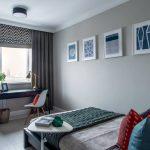 спальня 12 квадратных метров дизайн фото