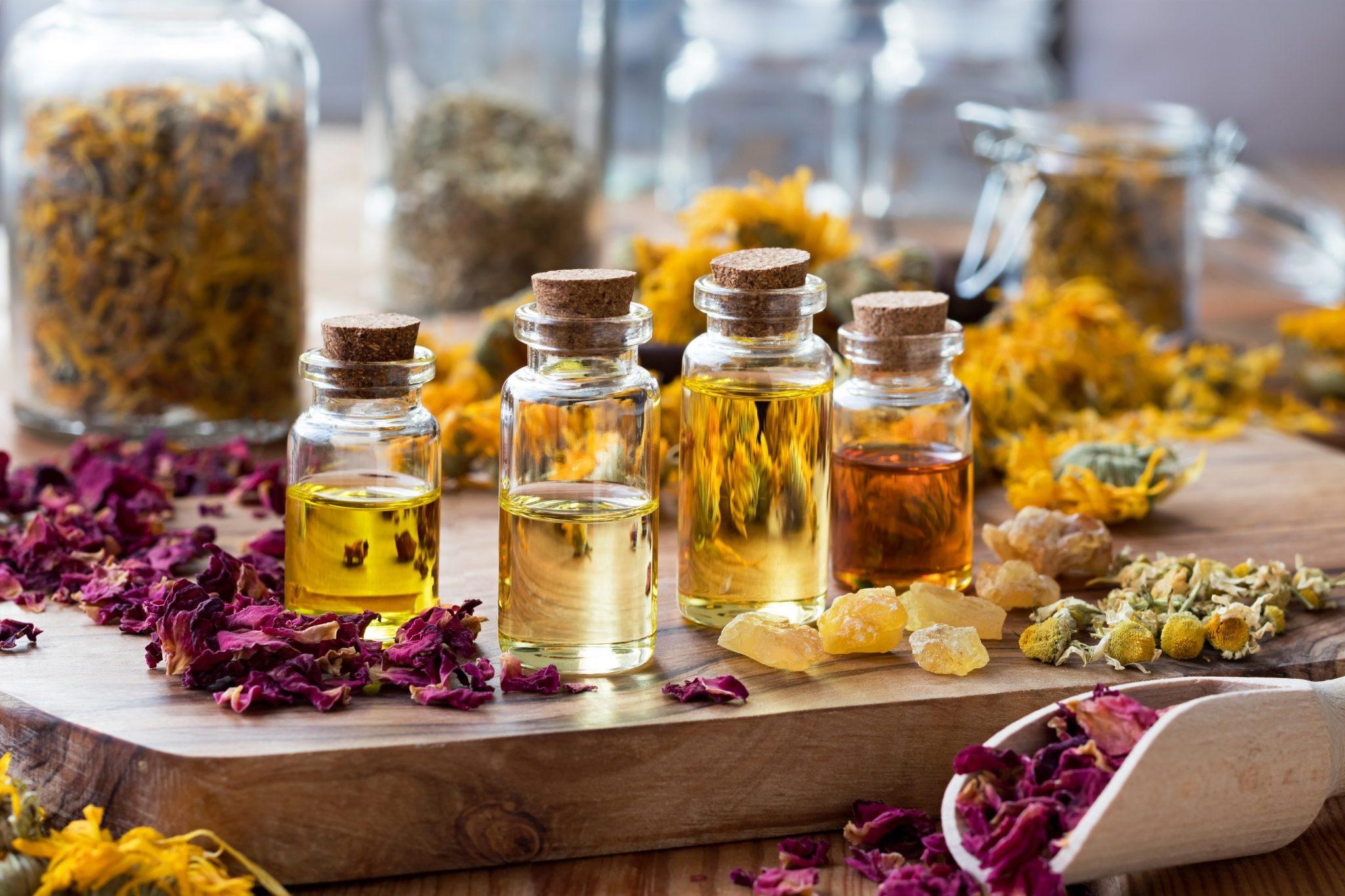 эфирные масла для ароматизации квартиры