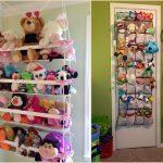 стеллаж для игрушек в детскую фото декор