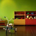 стеллаж для игрушек в детскую идеи декор