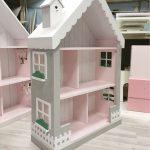 стеллаж для игрушек в детскую варианты